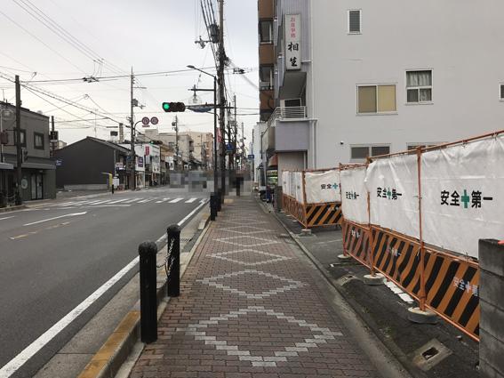 速報!! プレサンスコーポレーション 千本出水にマンション用地