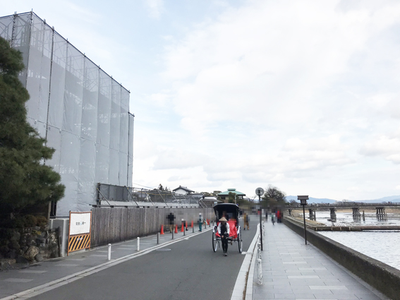 京都 嵐山にAMGがホテル& 美術館(仮称)ay-museum project