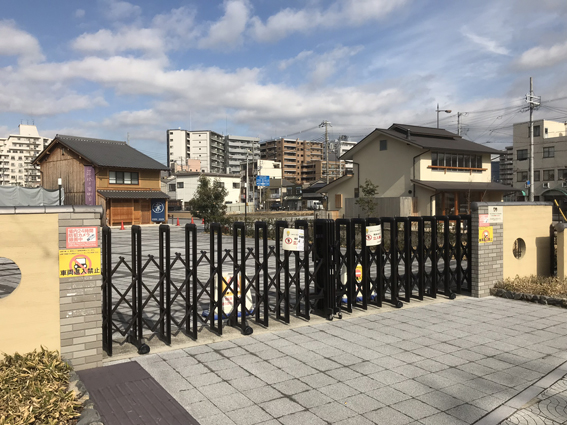 「平成の京町家」事業が転換期 & モデル住宅展示場 閉鎖