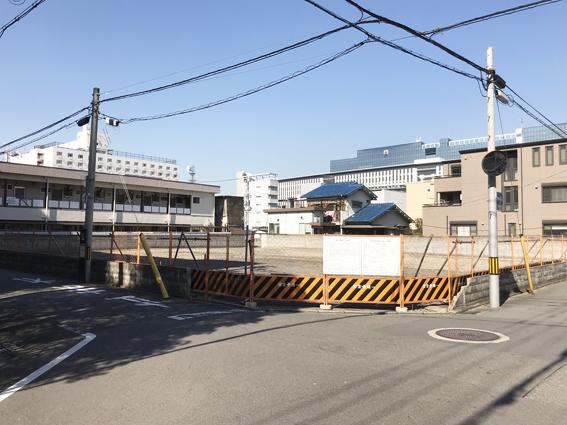 JR京都駅南・八条口