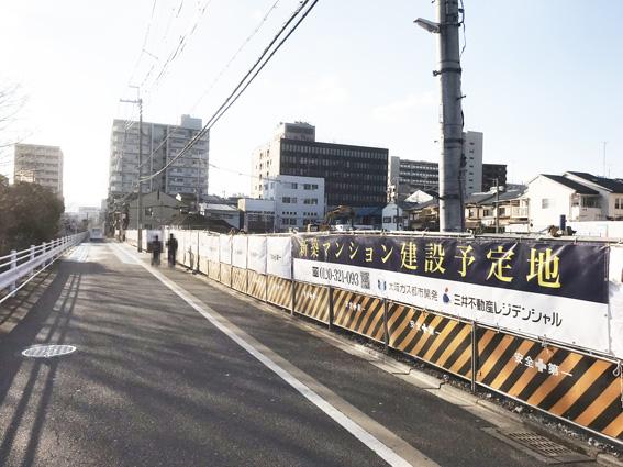 (仮称)京都下京区全邸南向きプロジェクト&シエリア京都西大路