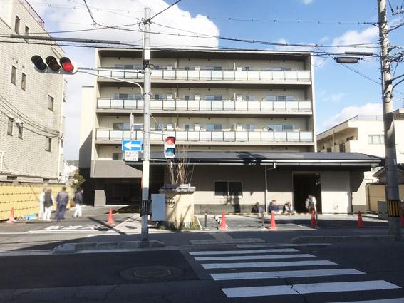 高齢者賃貸住宅『グランドマスト京都嵯峨野』2018年2月オープン予定