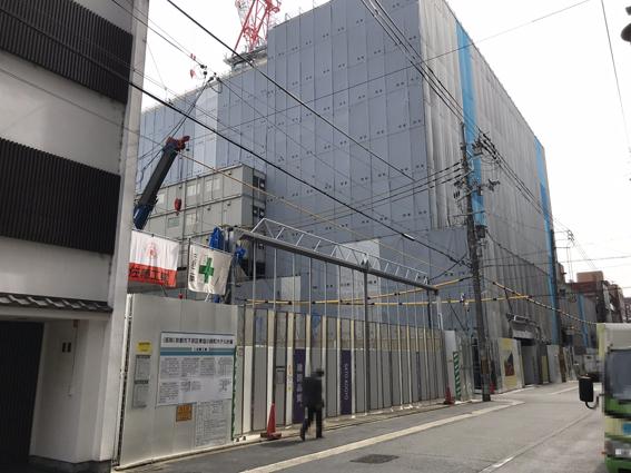 『三井不動産』京都エリアホテル計画