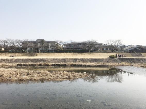 葵橋ほとりの貸店舗と『賀茂川邸』完売御礼!!