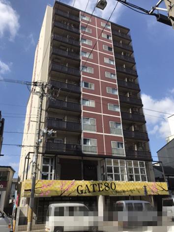 千本丸太町『GATE80 京都二条/バックパッカーズ&Hostel』