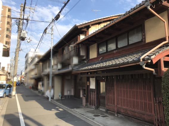 千本一条通の京町家6100万円・売物件!!
