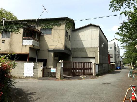 変わりゆく東九条・劇場『Theatre E9 Kyoto』