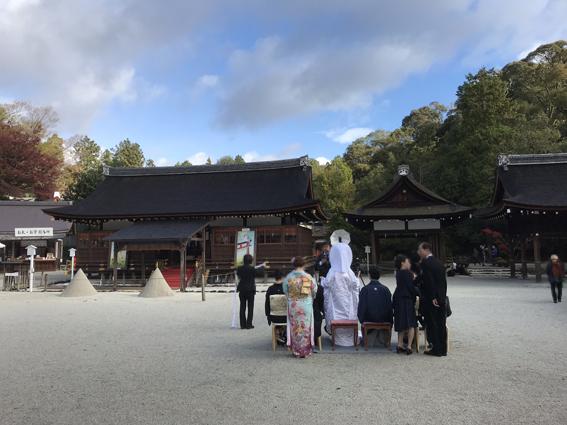 京都らしい寺社仏閣・歴史的建築での挙式が人気!!