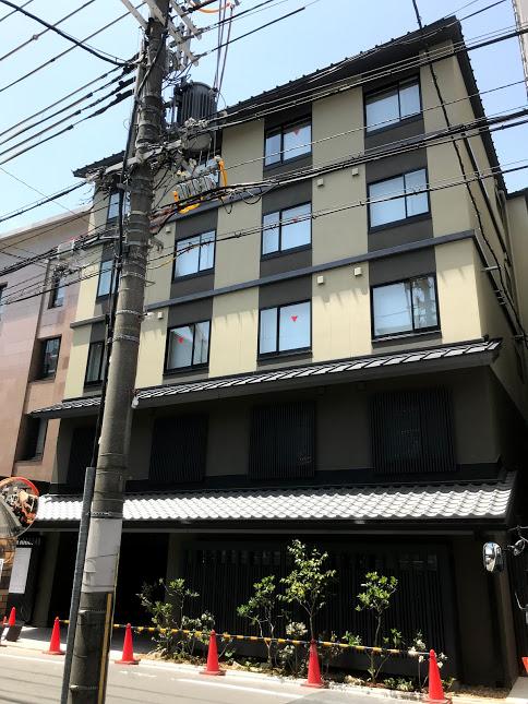 『ホテルリソル京都 四条室町』2018年8/1開業予定  & (株)ビーロットのホテルも!!