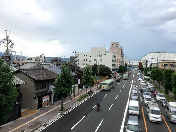 イオンモールKYOTOの西に開発の波!!
