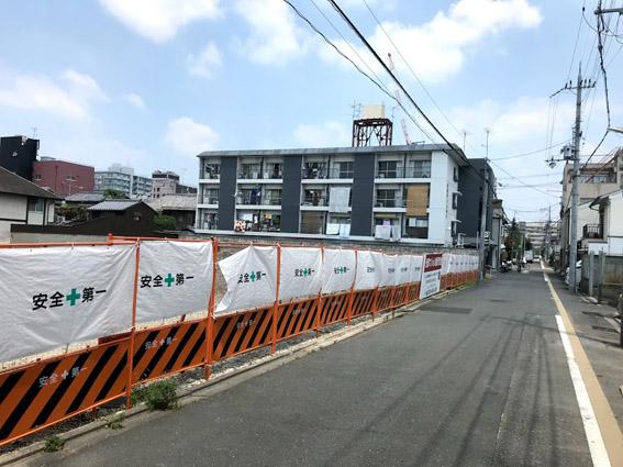 速報!! プレサンスコーポレーションの下京区・新築分譲マンション計画