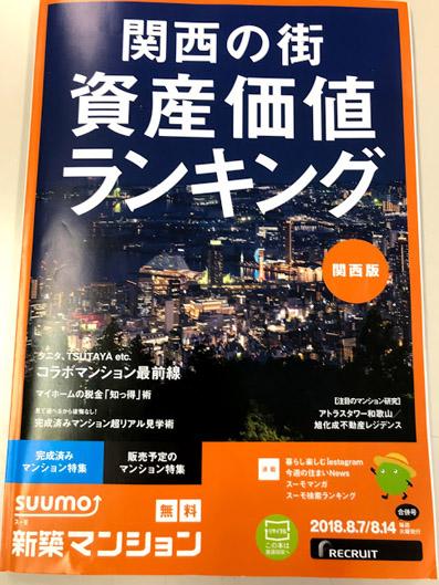SUUMO『資産価値ランキング』京都エリアの1位はココだ!!