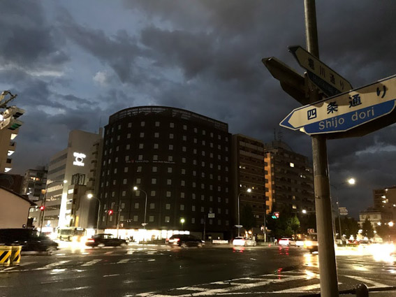 いよいよ明日、9/1(土)『ザ・ビー 京都 四条』グランドオープン!!