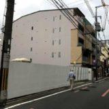 寺町通とホテル