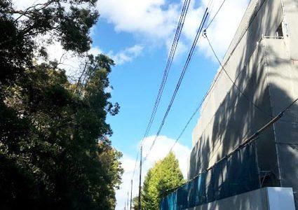 最高級マンション『ザ・京都レジデンス御所東』と『かつかつとんとん』