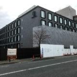 いろは旅館跡地『KYOTO YURA』とマルシン飯店