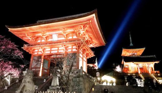 京都東山花灯路2019が始まりました!!