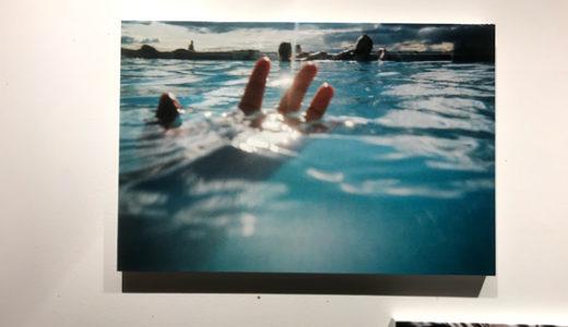 haku  kyoto〜石田真澄写真展「ゆれていて、かがやいて、やがてきえて」