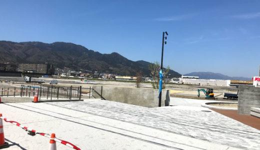 大津びわこ競輪場跡で複合商業施設『ブランチ大津京』2019年11月開業