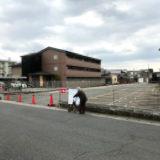 今井建設のマンション計画地を右京区太秦に発見!!