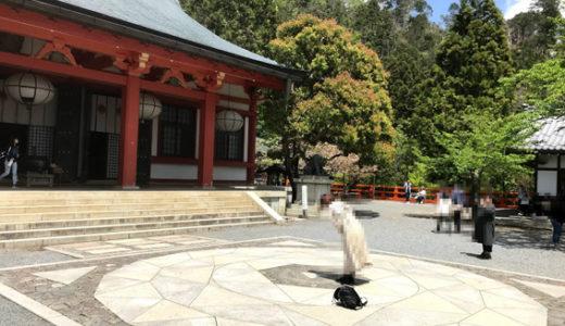 京都最強パワースポット『鞍馬寺』&『貴船神社』にウェディングドレス