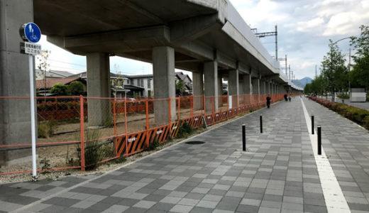 阪急洛西口-桂駅間の高架下に複合施設『京都市交流促進・まちづくりプラザ』キッズランド