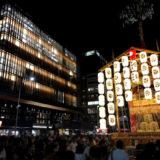 宵山と京都経済センタ—