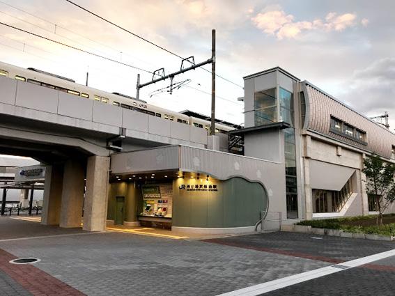 リサーチパーク南七本松通にホテル!!   JR梅小路京都西駅周辺「ホテルエミオン京都」等建設状況