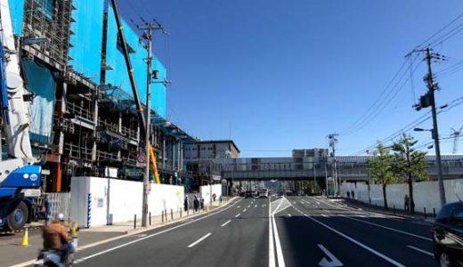 劇的な変化を見せる梅小路京都西駅エリアにて『屋台×空地の実証実験~梅小路ハイライン計画』とホテル群