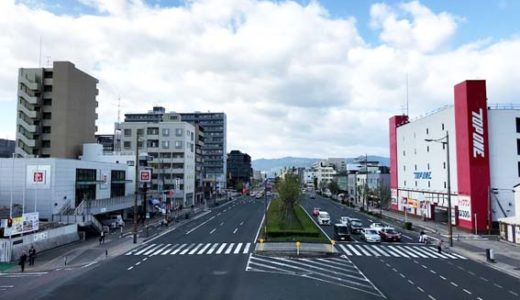 京都市、一部高さ規制緩和へ。年内にも計画決定へ