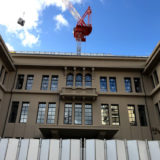 木屋町通と立誠小学校跡地利用計画『(仮称)THE GATE HOTEL 立誠京都 by HULIC』の現在(いま)