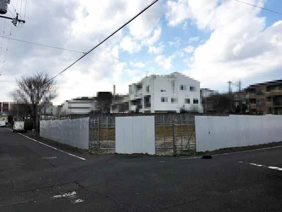 日商エステムの『紫野マンション計画地』と今宮神社