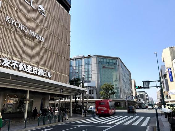 公示地価発表!!  ホテルの出店止まった!!  京都バブルも沈静化?
