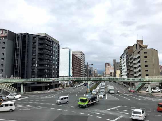 堀川五条のホテル群と日本エスコンの土地はいずこ?