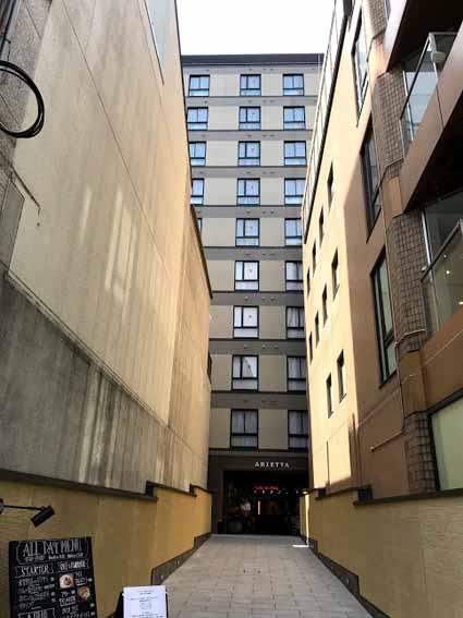 京都初進出!!  東京建物の都市型ホテル「アリエッタホテル京都」(122室)、そして『京都ロイヤルホテル&スパ』その後