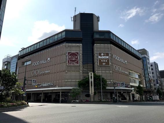 四条河原町の商業施設「京都マルイ」が今月5月末で撤退!!