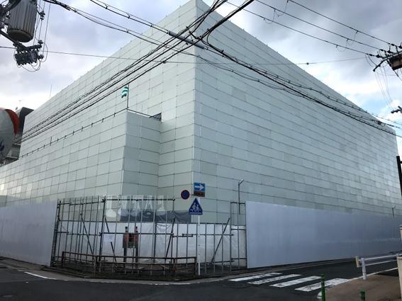 JR円町周辺、新築分譲マンション計画地かもしれない土地達、京都中央民医連病院他