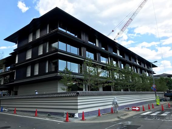 宿泊需要が消失した4月の京都、ホテル稼働率5.8%!!  夏開業『HOTEL THE MITSUI KYOTO ホテル ザ 三井 京都』