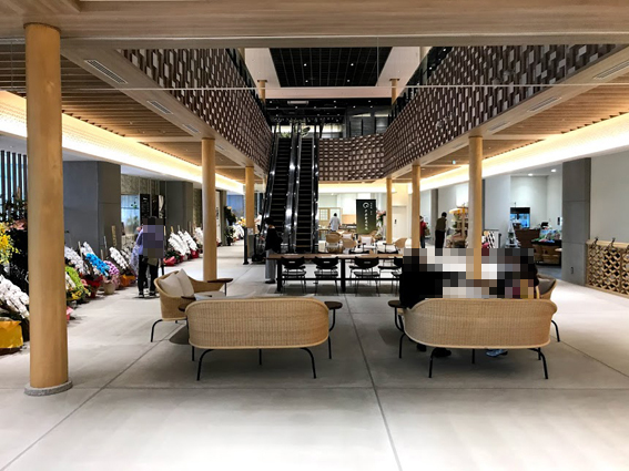 JR『梅小路京都西駅』西側『新たな商業施設』と「ホテル エミオン 京都」7月23日グランドオープン!! &  梅小路京都西駅周辺