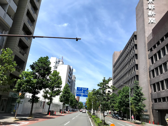 京都御苑南、烏丸通沿い、京都商工会議所ビル跡地に 『ハイアットプレイス京都』2021年中をめどに開業。ハイアット社ブランドのホテル京都市内に3ヶ所目。