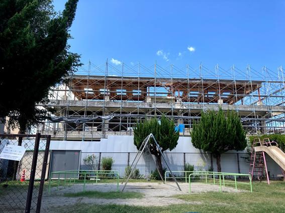 速報!!『関電不動産開発』の新築分譲マンション計画地か?JR二条駅南に解体現場が。