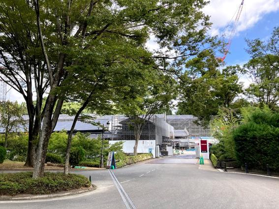 京都市北区しょうざんボウル跡地  ヒルトン新ホテル名称決定 ROKU KYOTO, LXRホテルズ&リゾーツ