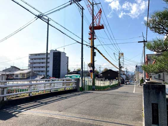 京都市出生率3年連続低下、ホテル増で住宅難、円町北の敷地は新築分譲マンションに『ブランズ京都円町』