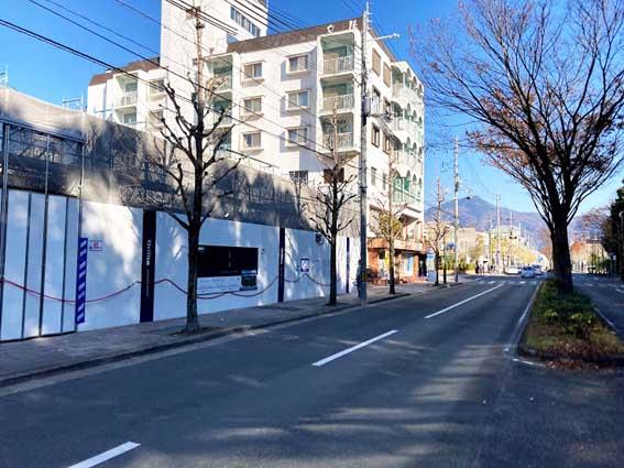 京都・北山通の現在(いま)