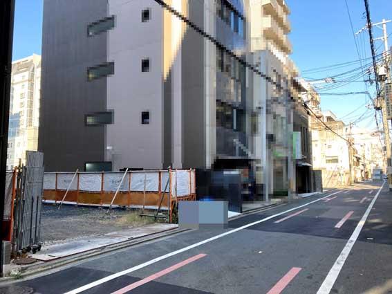 『日本エスコン』が烏丸五条に新築分譲マンション計画地