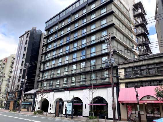 世界で2軒目、日本初のフォションホテル京都2021年3月16日(火)開業します!!
