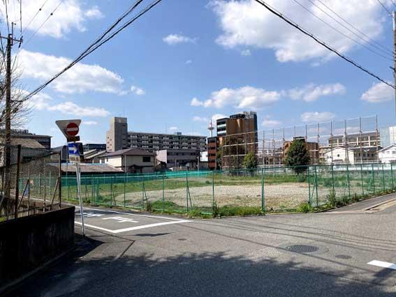 京都駅南東部にある東九条地区の市有地活用、最先端の技術を用いるクリエイター集団「チームラボ」が契約候補に
