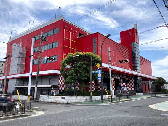 伏見区パチンコ店跡地に『日本エスコン』による新たな新築分譲マンション計画地が!